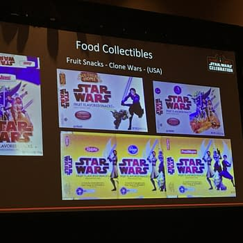 Food Item Collectors Are Some Of The Most Interesting At Star Wars Celebration