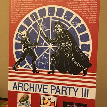 Pins Patches And Pies&#8230The Archive Party 3 At Star Wars Celebration