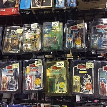 Kenner Vintage Was All The Rage At Star Wars Celebration