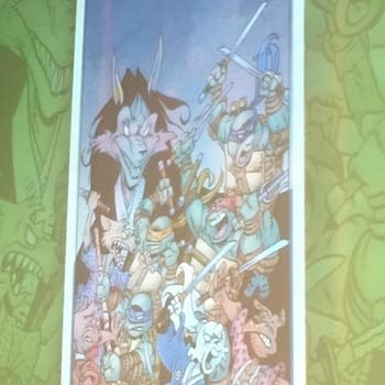 Stan Sakai Creates A New Teenage Mutant Ninja Turtles Crossover Comic With Usagi Yojimbo