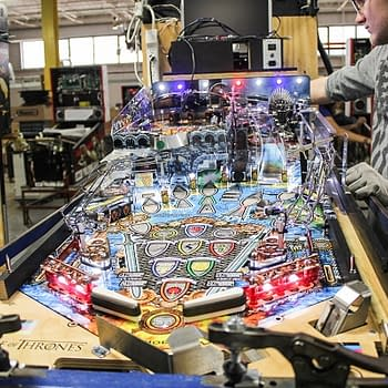 Arcade Chaser: Lauren Visits The Stern Pinball Facility
