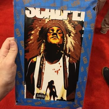 Marvel Decides Who The Real Fans Are At C2E2 &#8211 No Window Bags For Comics Signatures