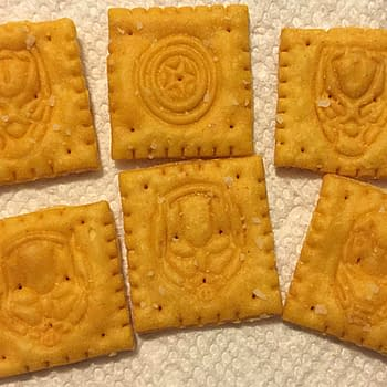 Nerd Food:  Re-Live The Taste Of Marvels Civil War With Civil War Cheeze-Its