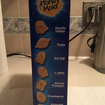 Nerd Food: These Are The Honey Maid Cookies You Are Looking For
