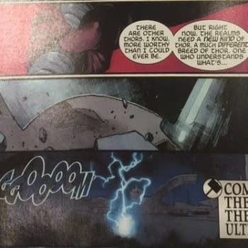 Ultimate Thor, The War Thor, Will Be Someone We Know And Have Seen Before, From Marvel's Next Big Thing At #C2E2
