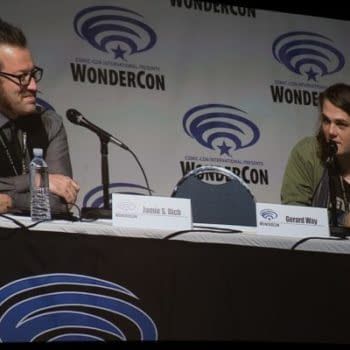 Gerard Way On Building A Home Studio And Planning Umbrella Academy For 8 Volumes, At WonderCon 2017