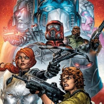 Transformers, GI Joe, And Mask Collide In First Strike, New Hasbro Super-Mega-Crossover Event From IDW