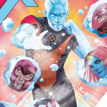 Iceman #1 Review – The Incredible Iceman And His Disastrous Social Life Make For A Winning Combo