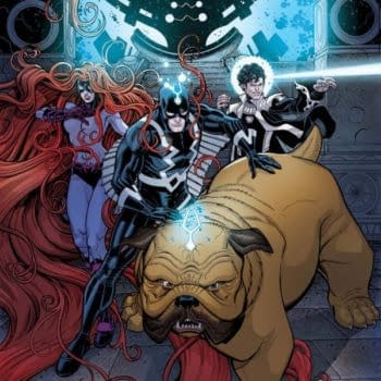 Christopher Priest And Phil Noto Explore Inhumans Early Days In Once And Future Kings Mini-Series