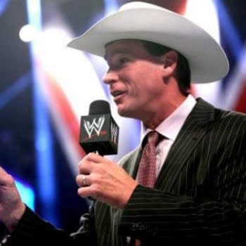 """WWE Ejects Fan With Anti-JBL-Bullying Sign As Crowd Chants """"Fire Bradshaw"""" At Smackdown Live"""
