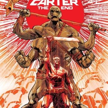 Writer's Commentary – Alex Cox Talks John Carter: The End #3