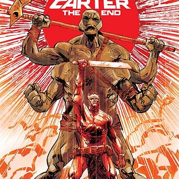 Writers Commentary &#8211 Alex Cox Talks John Carter: The End #3