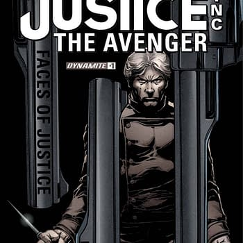 Higgins Gentile And Shibao Team For New Justice Inc: The Avenger Series