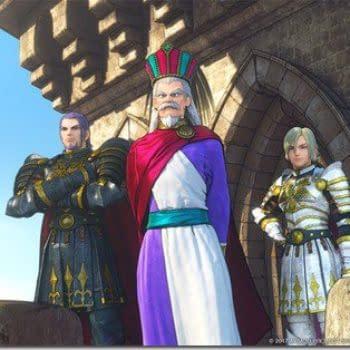 We Have Details On Dragon Quest XI's Key Villians, But Still No Western Release