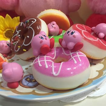 The Kirby 25th Anniversary Stuff In Tokyo Is Too Adorkable To Ignore