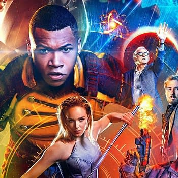 CW Releases Synopsis For Legends Of Tomorrow Season 3