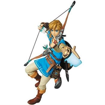 Now You Too Can Own A Detailed Link Figurine&#8230 For $335