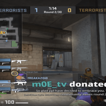 Disabled Streamer Receives Tons Of Donations After Being Kicked From A Match