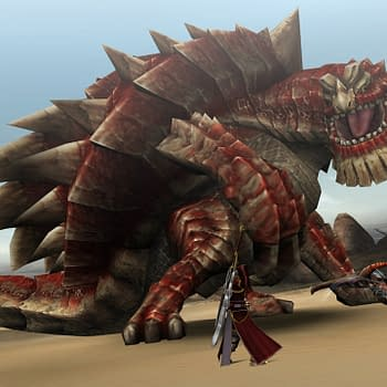 Something Special Is Coming For The Tenth Anniversary Of Monster Hunter Frontier