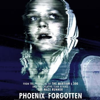 Trailer For The Found Footage Alien Horror Movie Phoenix Forgotten