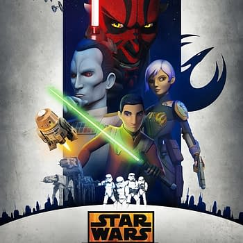 Video From The Star Wars Rebels Press Conference At Star Wars Celebration Orlando