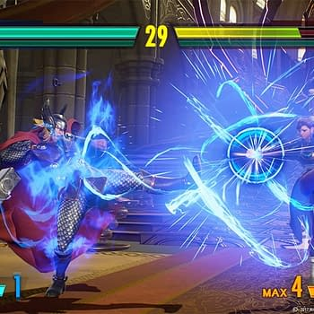 Marvel Vs. Capcom: Infinite Gave Us A Look At The Campaign Mode At E3