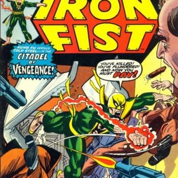 Complaints About Iron Fist's Cultural Appropriation And Lack Of Asian Protagonists – From 1974