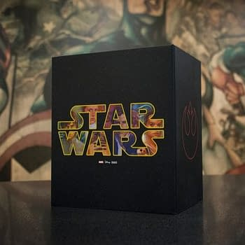 Marvel To Publish 2200+ Page Star Wars Slipcase Collection