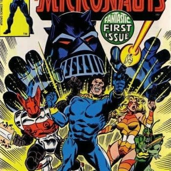 Bill Mantlo – Through His Brother's Eyes