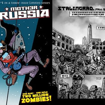 Four Titles Join Alternas Newsprint Comics Line For $1.50 Or Less In June