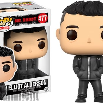 Here They Come: Mr.Robot Funko Pops Make Their Debut