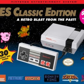 Nintendo To Bring Back The NES Classic Edition Next Summer