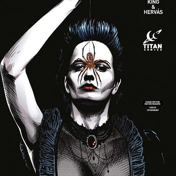 Penny Dreadful Continues As Comic Hits Shops Today