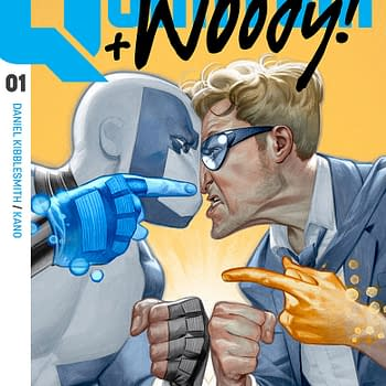 The Worlds Worst Super Team Returns With Quantum + Woody On-Going Series