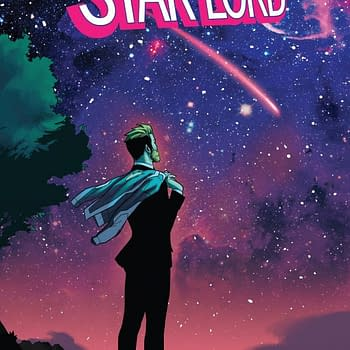 Growth and Moving On: Star-Lord #6 Review