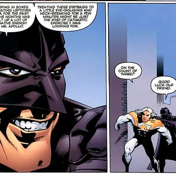 When DC Comics Censored A Kiss Between Apollo And Midnighter