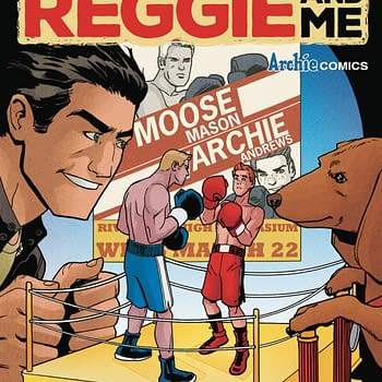 Reggie Is A Terrible Cupid &#8211 Reggie And Me #4