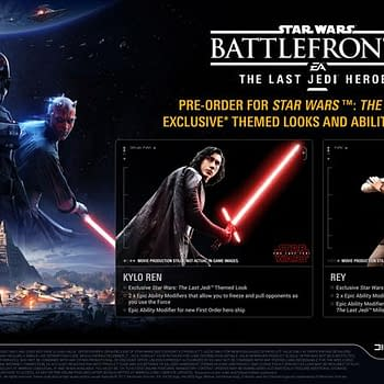 Star Wars Battlefront II Is The First To Spoil Something From The Last Jedi