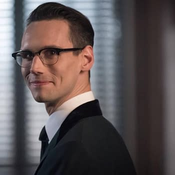 Cory Michael Smith Talks The Growth Of Edward Nygma