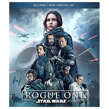 There Is Something Off With The Rogue One: A Star Wars Story Blu-Ray And DVD Covers