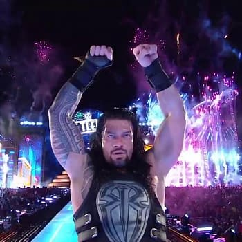 Roman Reigns Says Tonight Is Only About #Payback Fans Respond: YASS KING