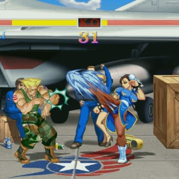 Release Date Set For 'Ultra Street Fighter 2: The Final Challengers'