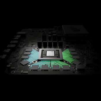 Check Out The Xbox One X Up Close In These New Photos