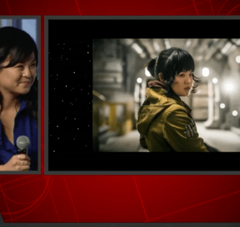 A New Resistance Character In Star Wars: The Last Jedi &#8211 Kelly Marie Trans Rose