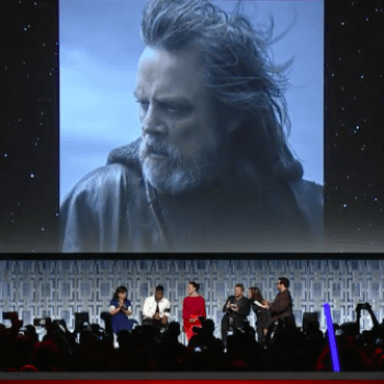 First Look At Mark Hamill As Luke Skywalker In Star Wars: The Last Jedi (And More Photos)