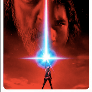 The Journey To Star Wars: The Last Jedi: A Poster A Trailer Not Much Else But Still Worth It