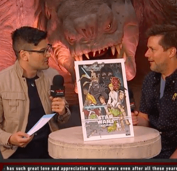 Chris Ryall: IDWs Star Wars Comics Will Develop The Next Generation Of Star Wars Readers For Marvel