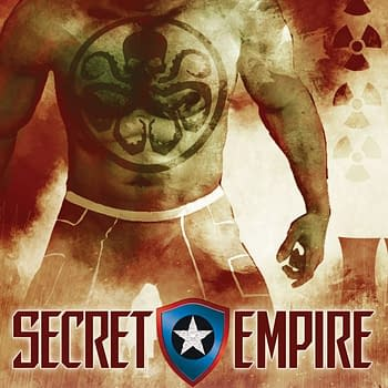 Who Will Defend Event Comics Writer Of Marvels Secret Empire Nick Spencer Will