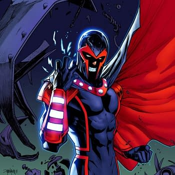 Can There Be Any Doubt That Magneto Is Joining Hydra Now