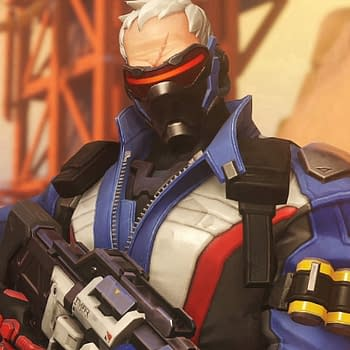 Blizzard Confirms Overwatchs Soldier 76 as Gay